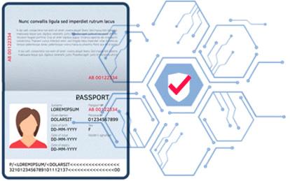 Иллюстрация паспорта